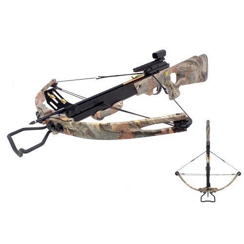 Southland Archery Supply SAS 150 lbs Panther Compound Crossbow - Crossbows under 500