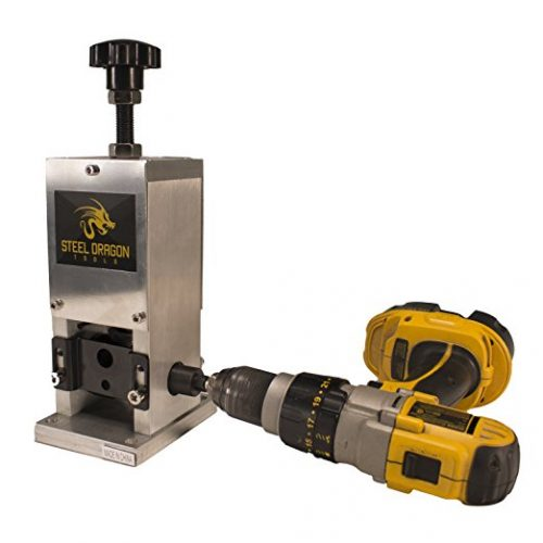 Steel Dragon Tools WRA15 Benchtop Automatic Wire Stripping Machine - Wire Stripping Machines