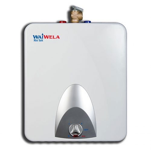 WaiWela WM-6.0 Mini-Tank Water Heater, 6-Gallon - MINI-TANK WATER HEATERS