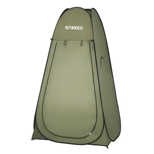Enkeeo Portable Privacy Tent Pop Up Changing Tent Dressing Room with Detachable Floor and Carry Bag for Shower Toilet C&ing Outdoor Beach  sc 1 st  BuyingHack & Top 10 Best Shower Tents in 2017 - Buyinghack.com