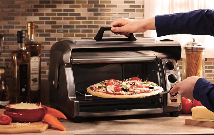 2 Slice Toaster Oven