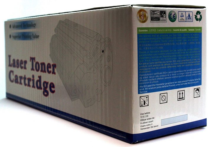 Battery1inc Compatible Toner Cartridges Replacement