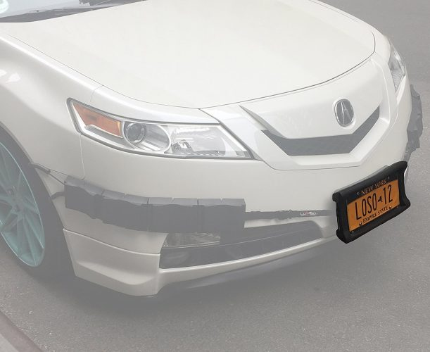 Luv-Tap Bumper Thumper Ultimate Complete Coverage Front Bumper Guard - Bumper Guards