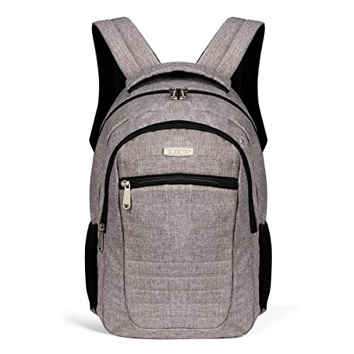 "Advocator Slim Business Backpack for Laptop Up To 14"" Waterproof Travel Daypack - 14-inch laptop backpacks"