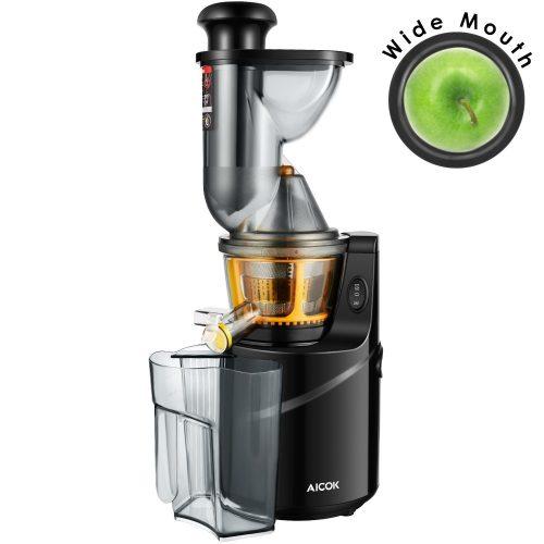 Aicok Juicer Machine - masticating juicers
