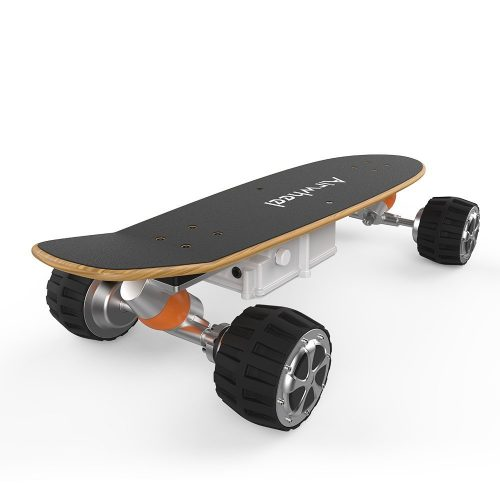 Airwheel M3 Electric Longboard Skateboard Controlled By Handhold Wireless Remote and Support Bluetooth Connection to Smart Phone APP - off-road skateboards