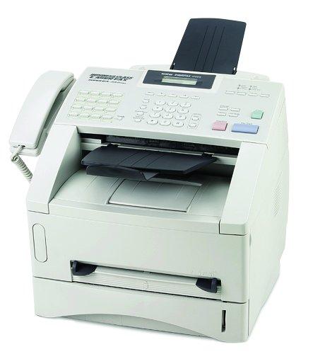 Brother FAX4100E IntelliFax Plain Paper Laser Fax/Copier - fax machine