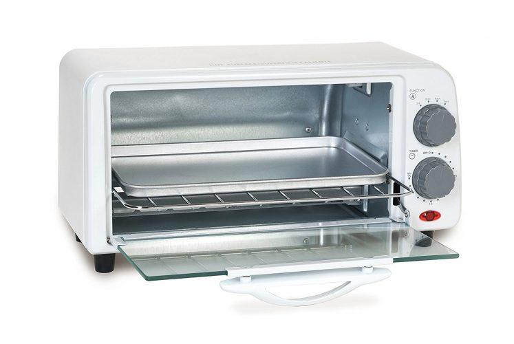 ETO-113 Elite Cuisine ETO-113 Maxi-Matic 2-Slice Toaster Oven - 2 slice toaster oven