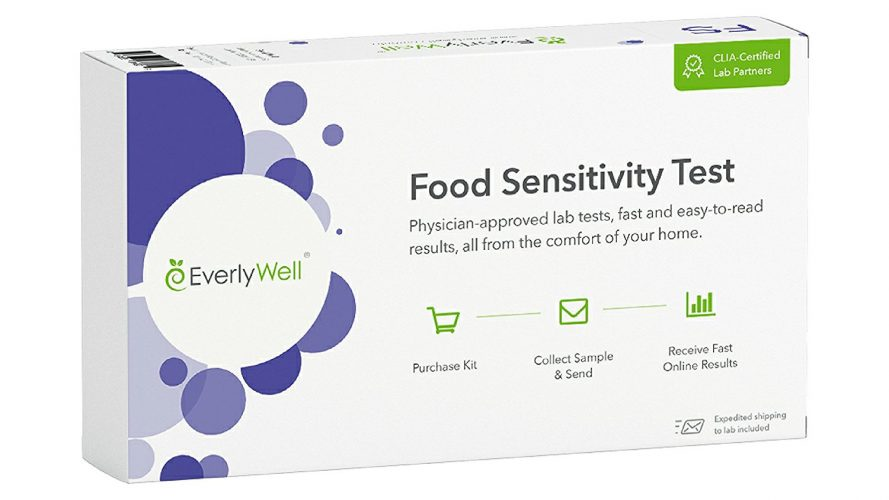Everly Well sensitivity kit - Cholesterol Test Kit