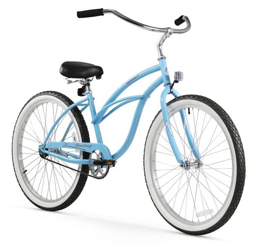 Firmstrong Urban Lady Beach Cruiser Bicycle. - Hybrid Bikes Under 400