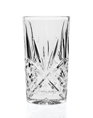 Godinger Dublin Set of 4 Highball Glasses - Highball Glass
