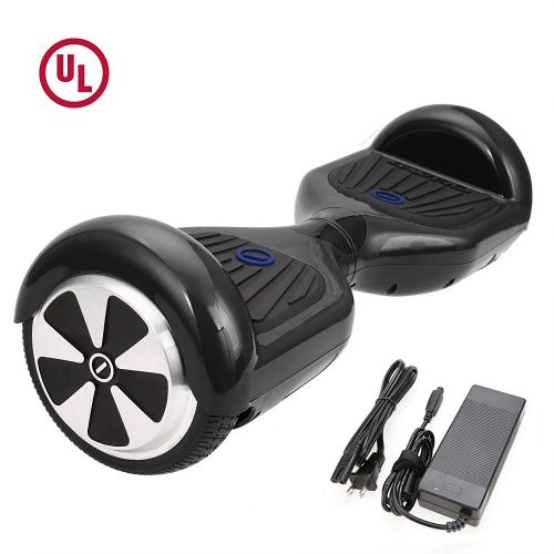"HIGH ROLLER 6.5"" waterproof Hoverboard with Buffing Shell UL 2272 Certified Self-Balancing Scooter with LED lights - Cheap Hoverboards"