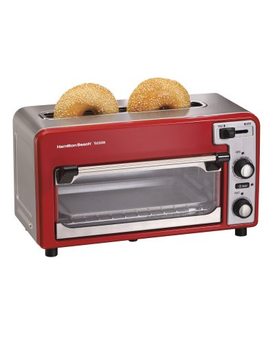 Hamilton Beach ensemble Toastation 22722 Toaster & Oven - 2 slice toaster oven