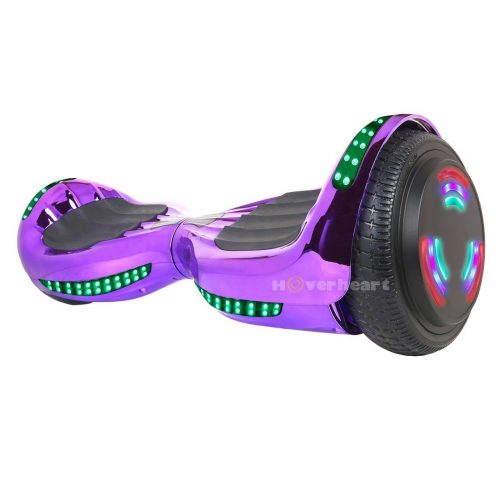 Hoverboard Two-Wheel Self Balancing Electric Scooter UL 2272 Certified, Bluetooth Speaker and LED Light - Cheap Hoverboards