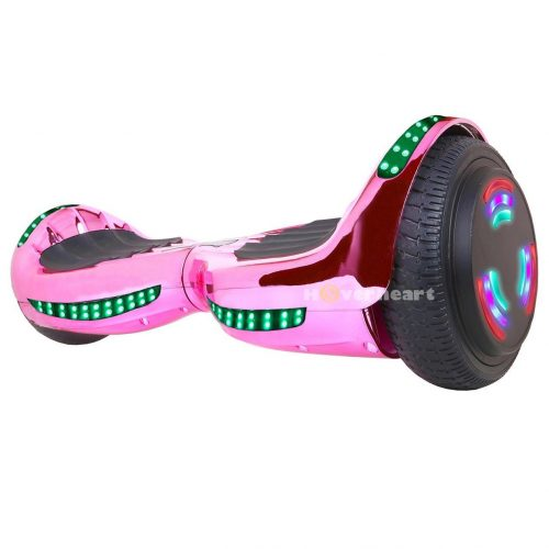 "Hoverboard UL 2272 Certified Flash Wheel 6.5"" Bluetooth Speaker with LED Light Self-Balancing Wheel Electric Scooter - Cheap Hoverboards"