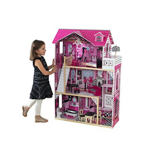 KidKraft Amelia Dollhouse - Doll House Toys