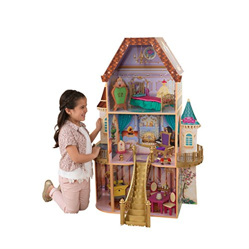 KidKraft Belle Enchanted Dollhouse - Doll House Toys