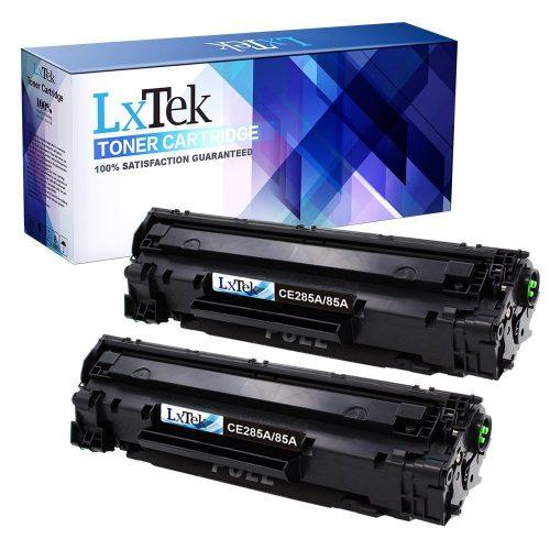 LxTek Compatible Toner Cartridge Replacement - Laser Printer Replacement Toner