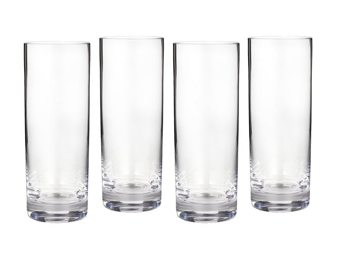 Marquis by Waterford Entertaining Collection Vintage High Ball, Set of 4 - Highball Glass