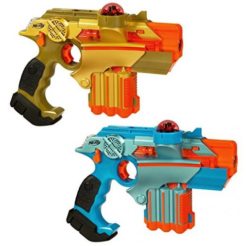 Nerf Lazer Tag Phoenix LTX Tagger 2-Pack - Laser Tag Toys