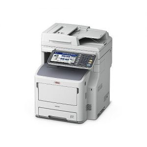 Oki Data MB760 49 PPM Mono MFP (Print, Copy, Scan, Fax) - fax machine