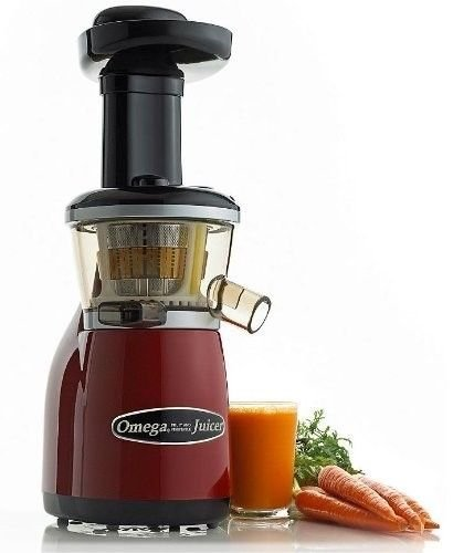 Omega VRT350 Vertical Low Speed Juicer - masticating juicer