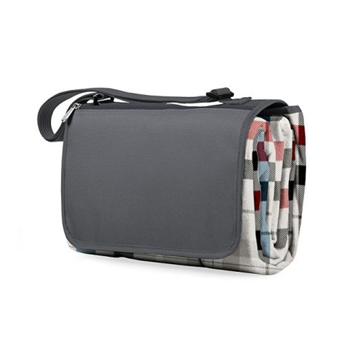 Picnic Time Outdoor Picnic Blanket Tote XL, Carnaby Street - Picnic Blankets