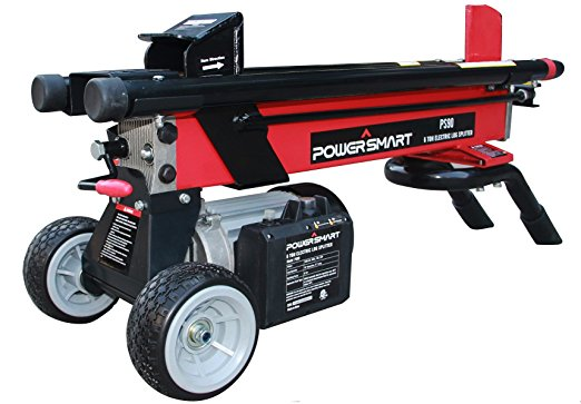 PowerSmart Power Smart PS90 6 Ton Electric Log Splitter - Electric Log Splitters