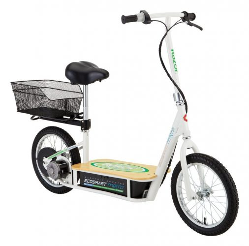 Razor EcoSmart Metro Electric Scooter - Electric Scooters with Seat