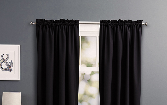 Room Darkening Curtain