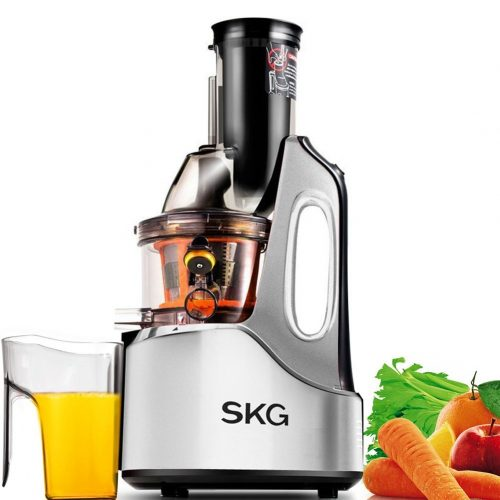 SKG Anti-Oxidation Slow Masticating Juicer