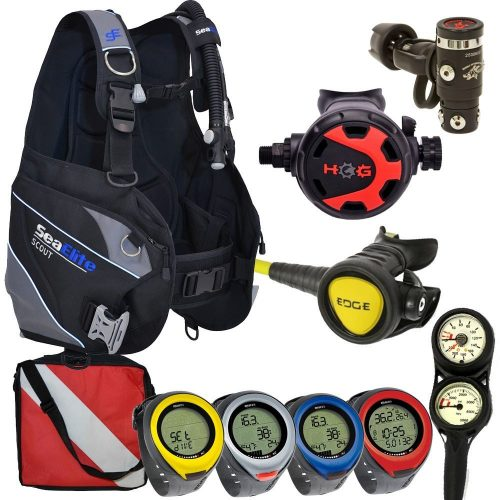 Sea Elite Scuba Package Special of the Month - Scuba Gear Packages