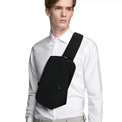 Small Sling Backpack Waterproof Sling Bag One Shoulder Crossbody Backpack for Men & Women - Sling Bags for Men