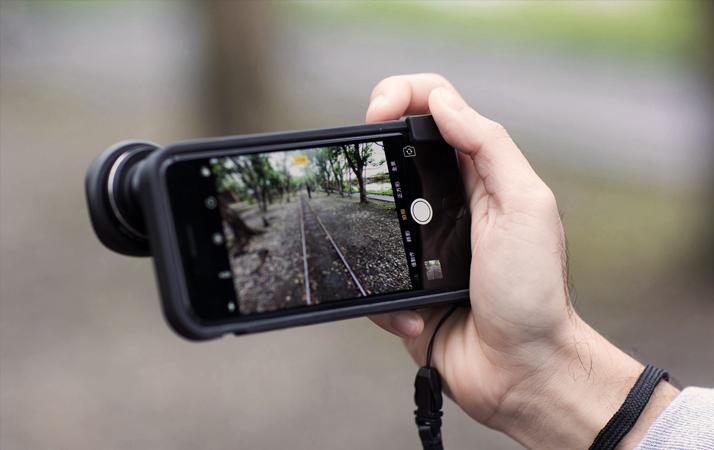 Smartphones Fisheye Lens