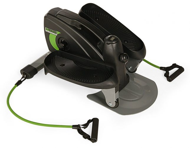Stamina InMotion Compact Strider with Cords - portable elliptical