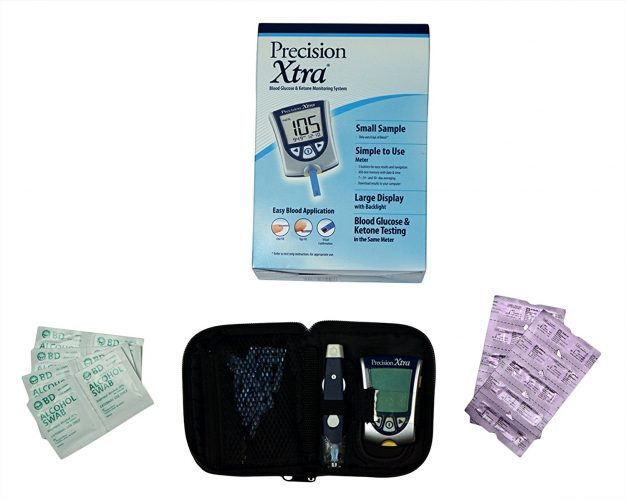 The Blood Ketone monitoring system - Cholesterol Test Kit