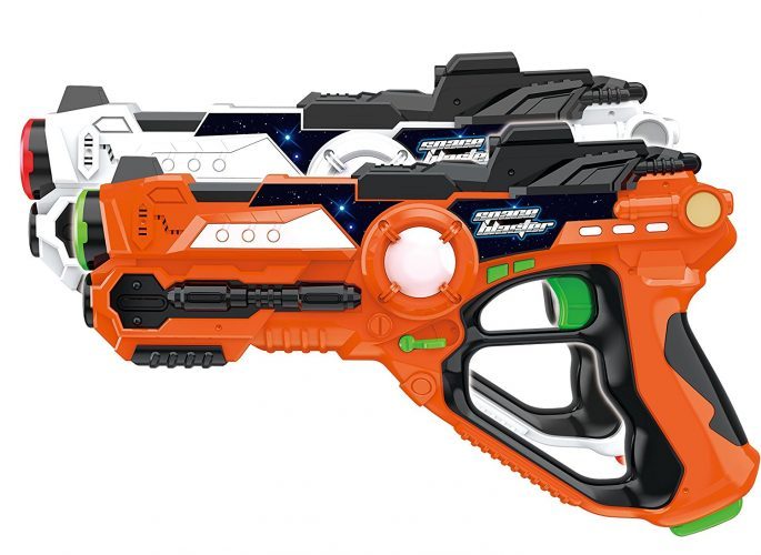 ThinkGizmos Laser Gun Set For Kids and Adults TG666 - Laser Tag Guns