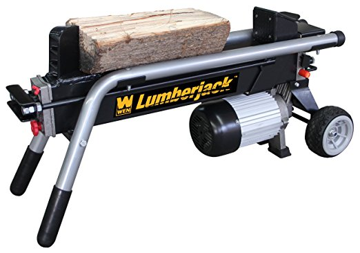 WEN 56206 6-Ton Electric Log Splitter - Electric Log Splitters