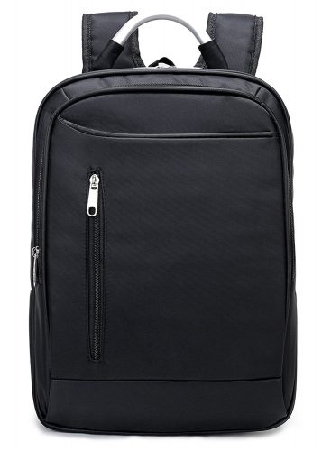 Weekend Shopper 14 inch Slim Laptop Backpack Water Resistant School Rucksack Travel Backpack College Bookbag - 14-inch laptop backpacks