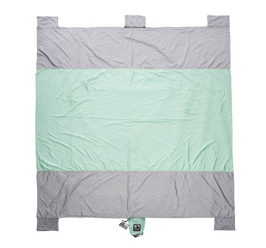 WildHorn Outfitters Sand Escape Compact Outdoor Beach Blanket - Beach Blankets