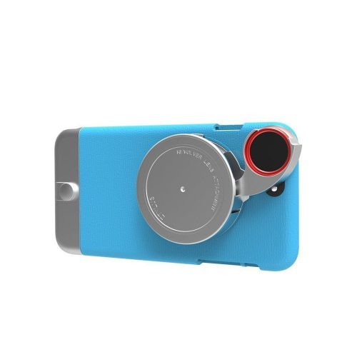 Ztylus iPhone 6 Plus Metal Series Camera Kit w/ 4-in-1 Lens Attachment- Retail Packaging - Smartphones Fisheye Lens