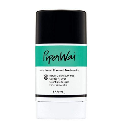 PiperWai Natural Deodorant Stick Applicator, 2.7 Ounce - deodorants for men
