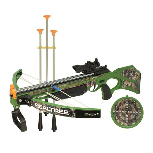 "NKOK Realtree 26"" Junior Compound Bow Set - Compound Bows For Kids"