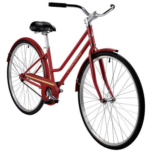Americano One Women's Single-Speed City Bike - Hybrid Bikes Under 400