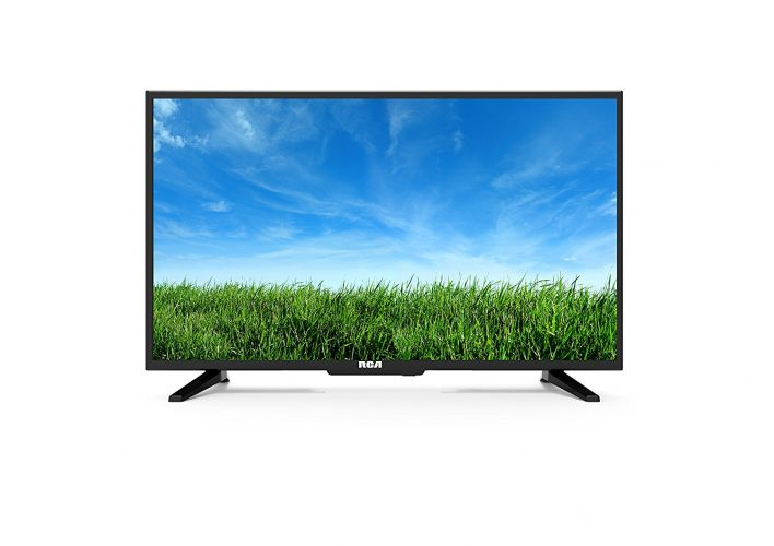 RCA LED TV with DVD Player