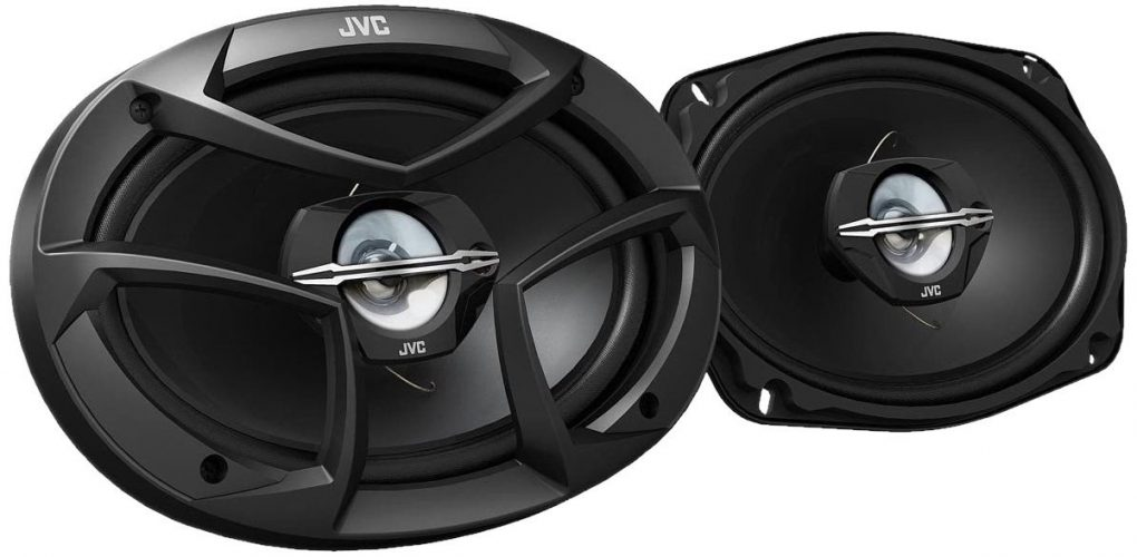 JVC CS-J6930 Coaxial Car Speakers