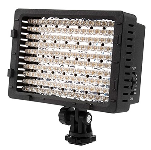 NEEWER 160 LED on-camera lights