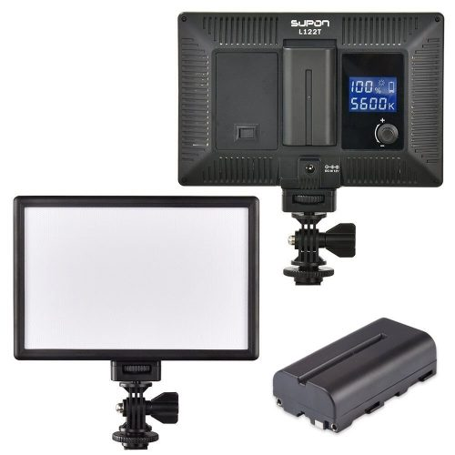 SUPON on-camera LED-L122T