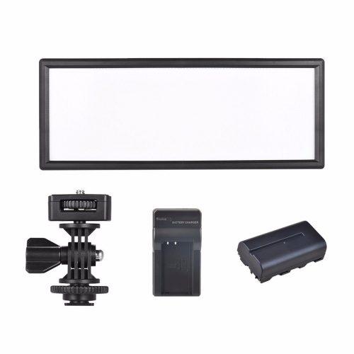VILTROX L132T on-camera LED lights