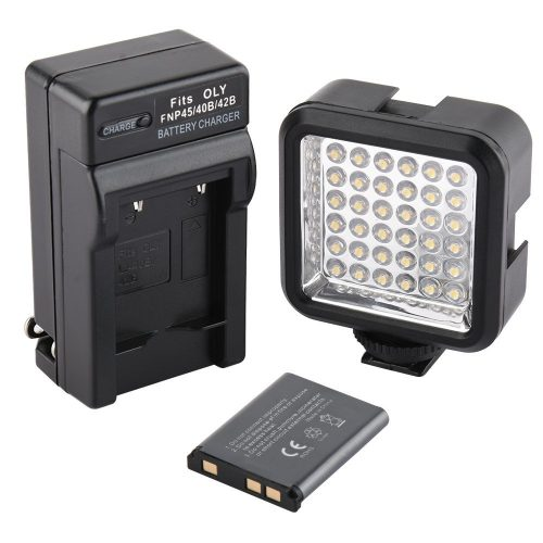 SUPON on-camera LED lights